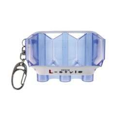 Krystal Flight Case Blue