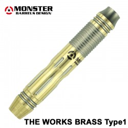 Monster The Works Brass Type 1 Silver
