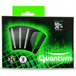 Dardo Harrows QUANTUM 90% Tungsten 18 grs