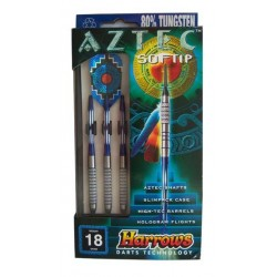 DARDO HARROWS AZTEC 80% TUNGSTEN 18 grs K2
