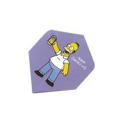 PLUMAS UNICORN SIMPSONS FLIGHTS HOMER CERVEZA