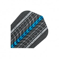 Plumas Harrows ANCHA Supergrip AZUL