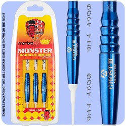 Monster Dardo Bronce Azul