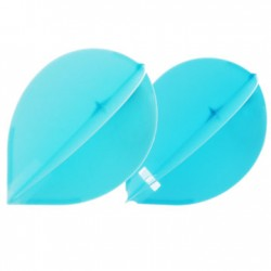 L2s Teardrop Light Blue