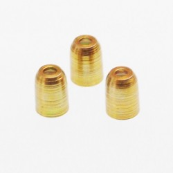L-ring Metal (Set of 3) Gold